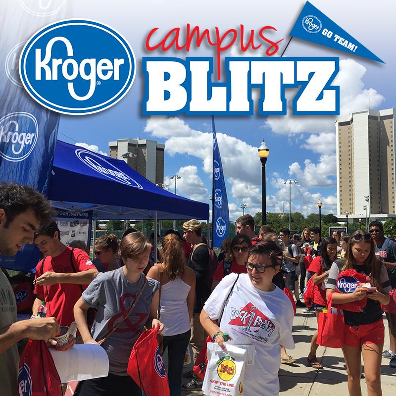 Kroger Campus Blitz